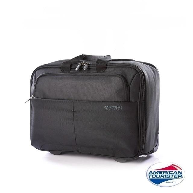 AT美國旅行者 Speedair 兩輪拉桿筆電商務包 1