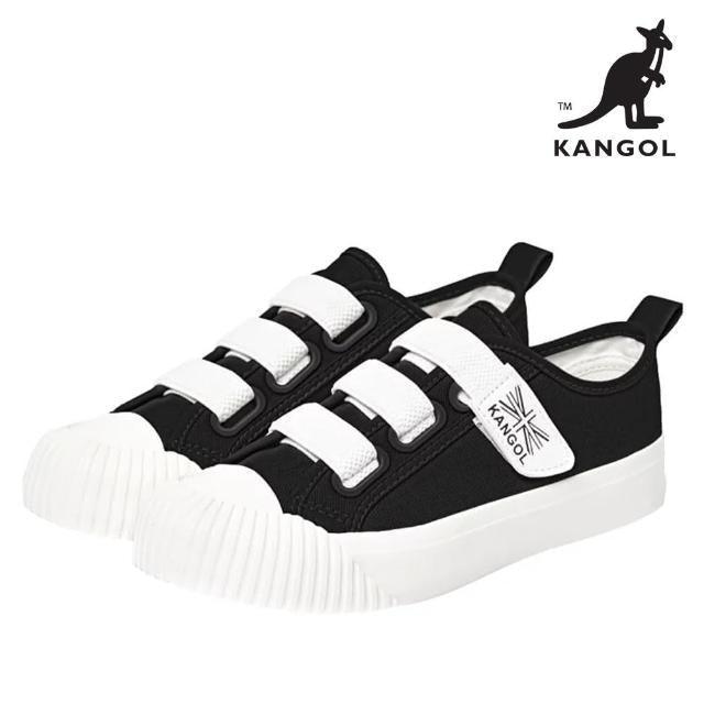 KANGOL 韓版厚底魔鬼氈餅乾鞋 1