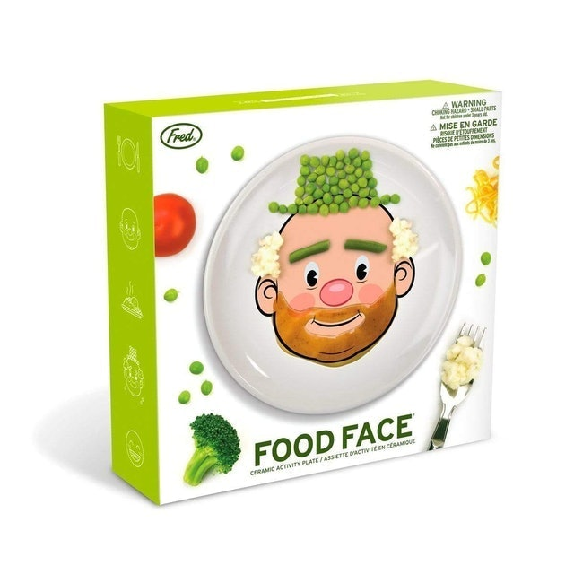 Fred & Friends FOOD FACE 1