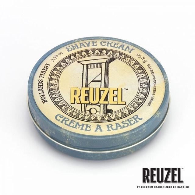 REUZEL Shave Cream 清新舒爽刮鬍膏 1