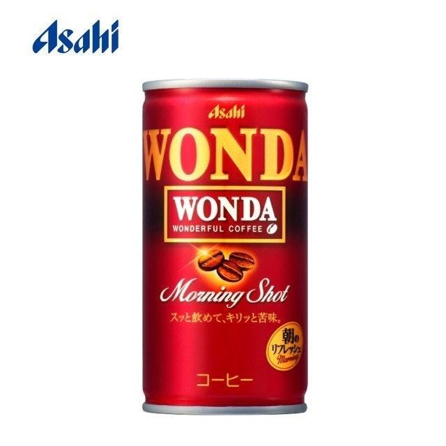 Asahi 朝日 WONDA 早安咖啡 1