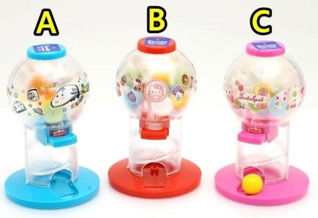 Sanrio  扭蛋口香糖球 1