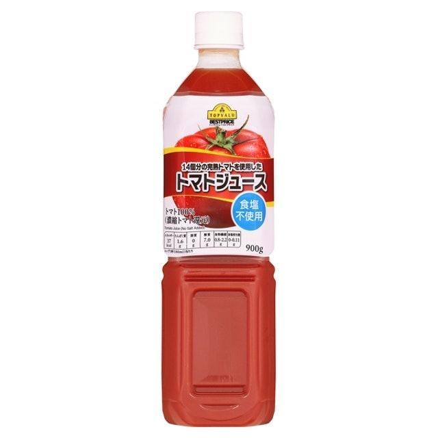 TOPVALU Best Price 14顆成熟番茄 超濃番茄汁 1