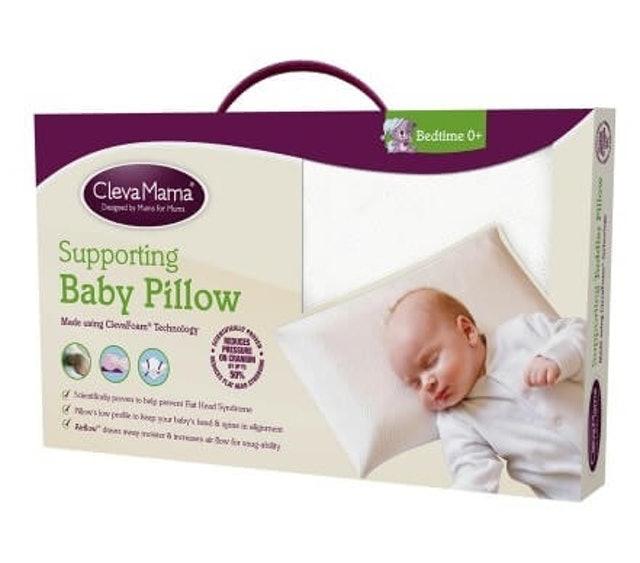 ClevaMama  護頭型嬰兒枕 1