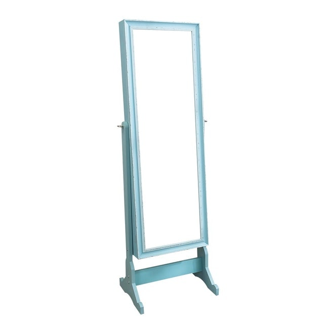 Boden 復古首飾收納鏡櫃 1
