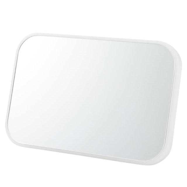 MUJI無印良品 PP化妝盤兼化妝鏡 1