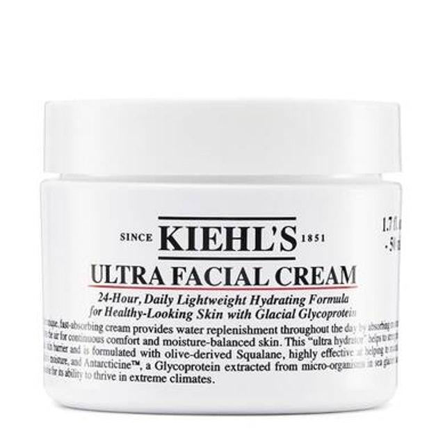 Kiehl's  冰河醣蛋白保濕霜 1