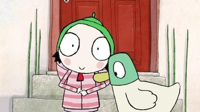 莎拉與乖乖鴨 1