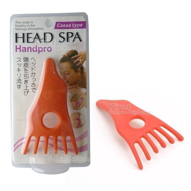 頭皮SPA五爪按摩器 1