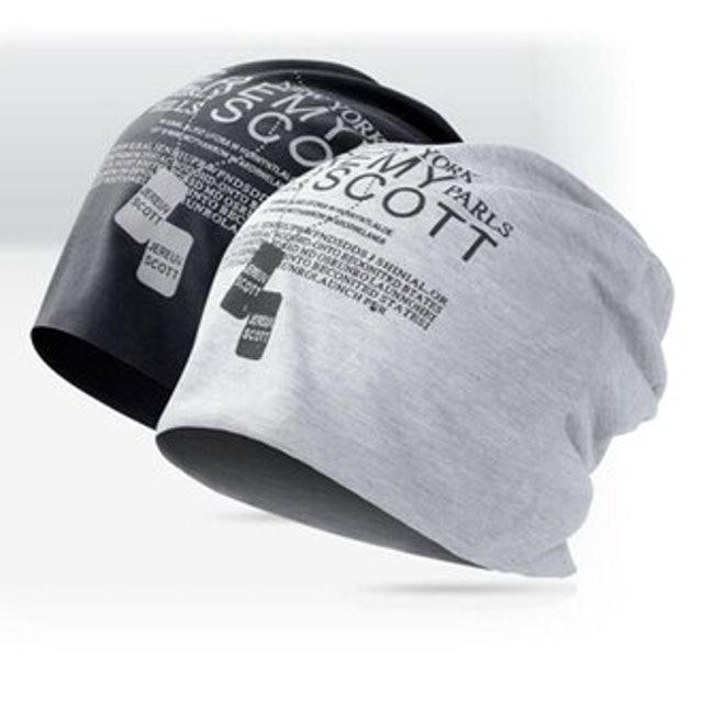 巴賽博 秋冬季薄款包頭帽 1