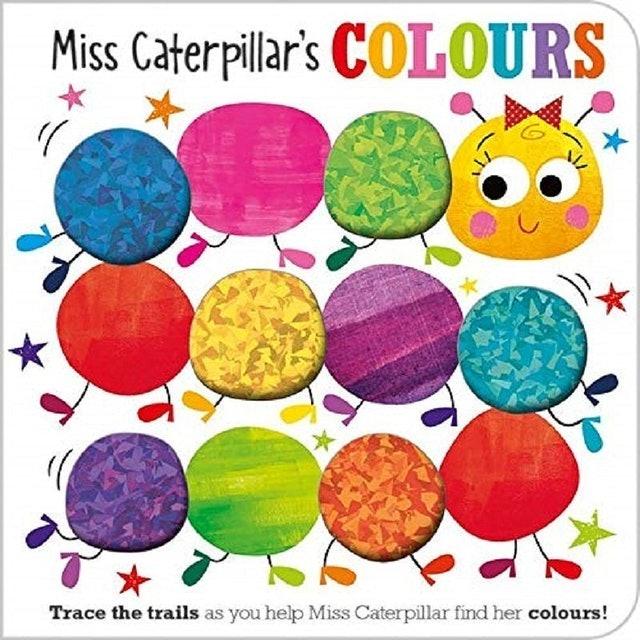Miss Caterpillar's Colours 1