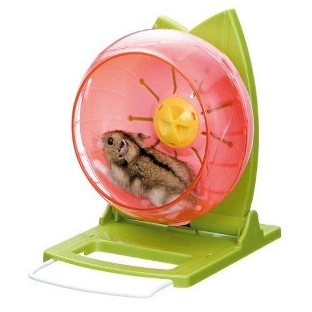 Marukan  小型鼠用靜音滾輪 1