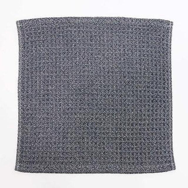 伊織 鬆餅紋天使棉方巾 1