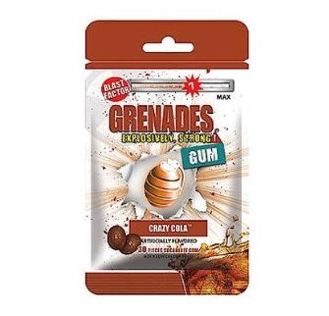 GRENADES  手榴彈口香糖系列 1