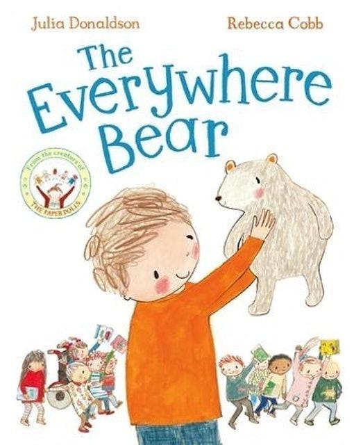 The Everywhere Bear 1