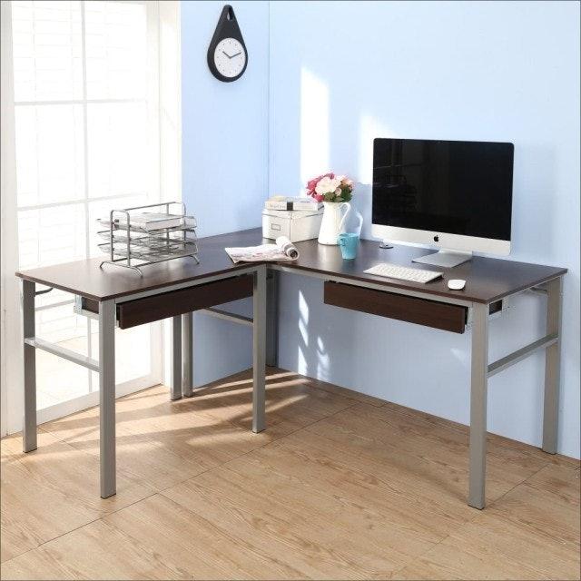 BuyJM  L型穩重型工作桌 1