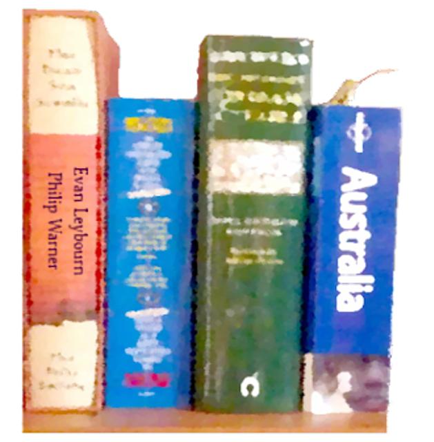 Evan Leybourn Book Catalogue 1