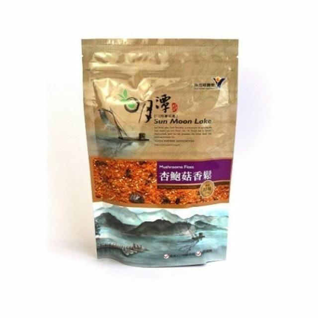 魚池鄉農會 杏鮑菇香鬆 1