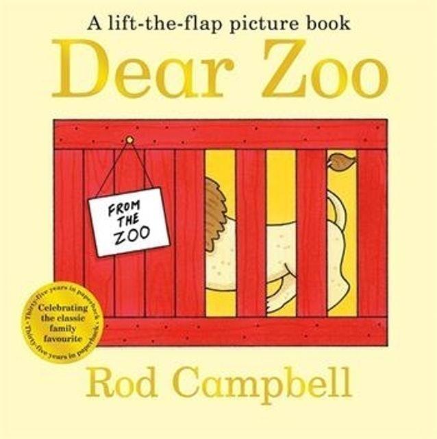 Dear Zoo 1