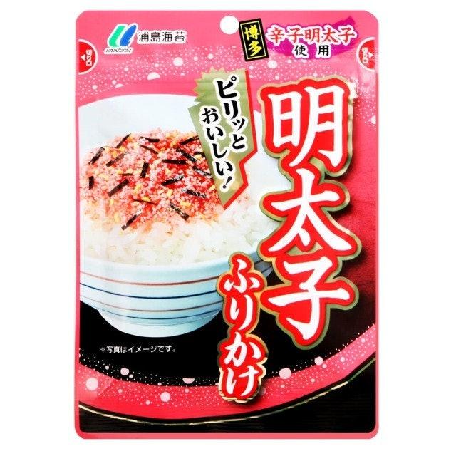 浦島海苔 明太子拌飯調味料 4