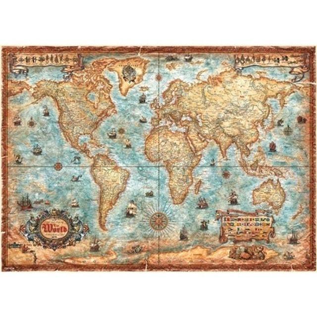 HEYE 古世界地圖拼圖 1