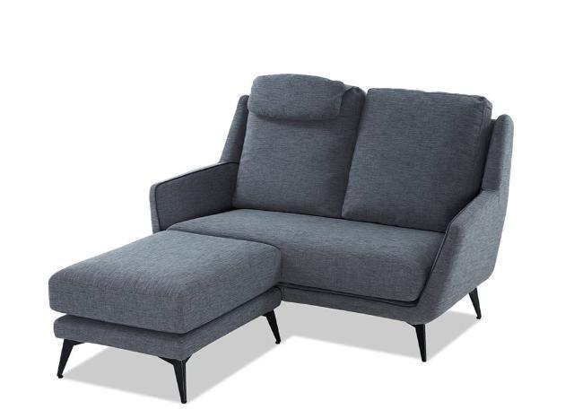 MIKAMIKA 冰島Iceland 恆溫布雙人L型沙發 1