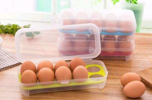 ORG 雞蛋收納盒 1