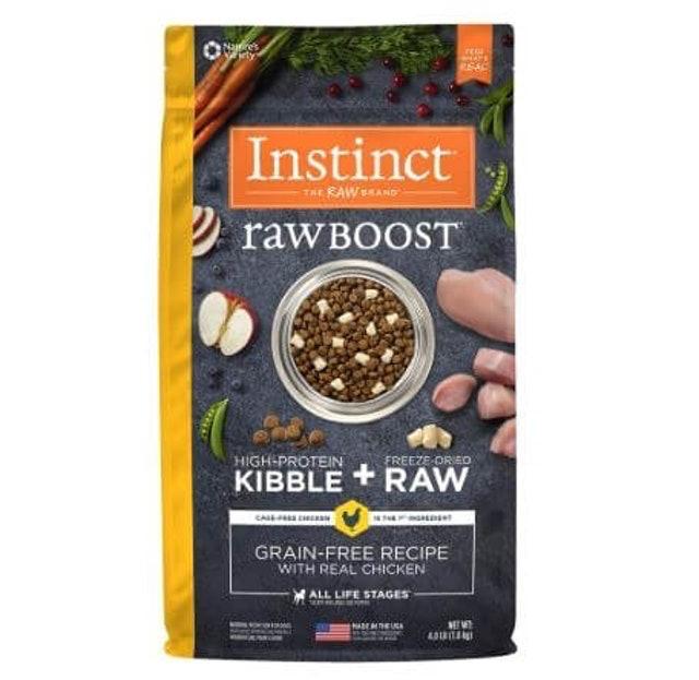 原點 Instinct 原食無穀凍乾糧 雞肉全犬配方 1
