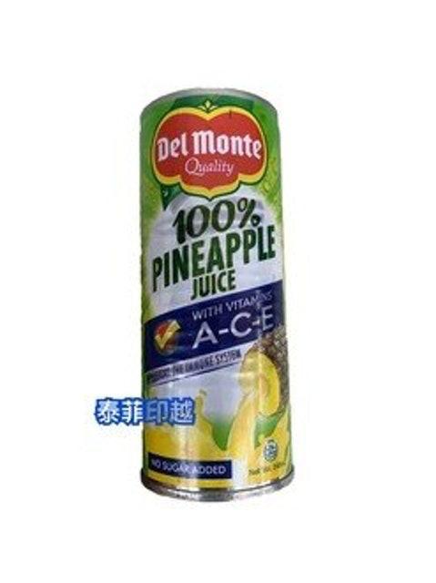 Del Monte  鳳梨汁 1