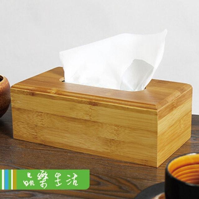 品樂 LaVie  Safebet 竹製紙巾盒 1