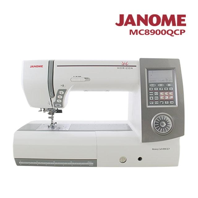 JANOME車樂美  電腦縫紉機 1