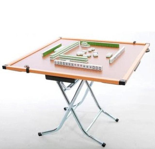 樂活玩家 三缺一摺疊麻將桌 1