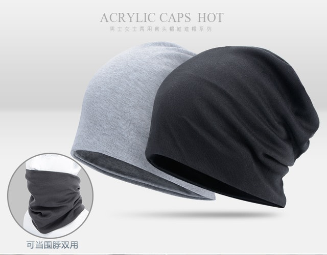 SUOLUO 頭巾帽 1
