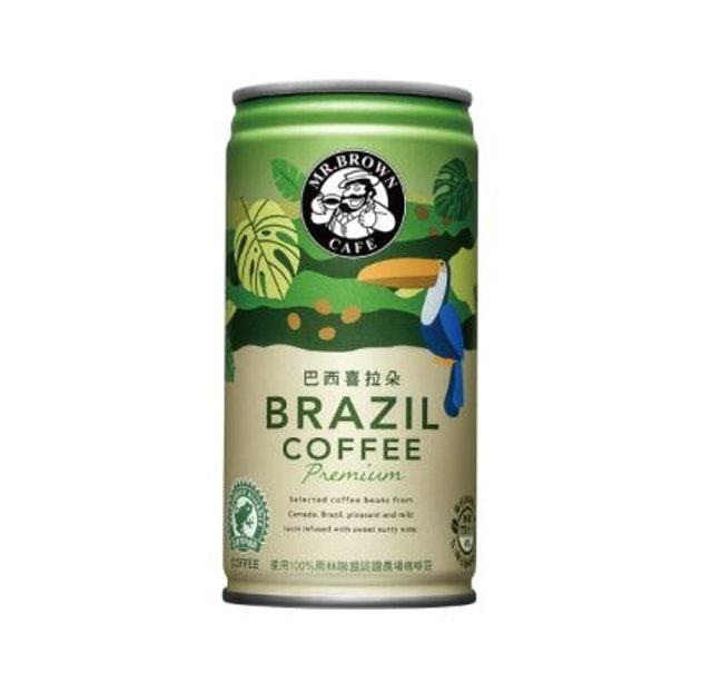 伯朗咖啡 精品咖啡 巴西喜拉朵 1