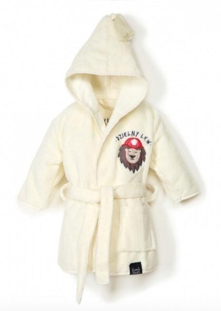 La Millou 時尚篷篷浴袍 1