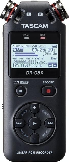 TASCAM 攜帶型錄音機 1