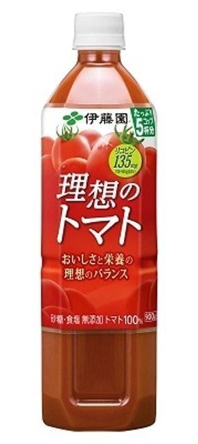 伊藤園 理想番茄汁 1