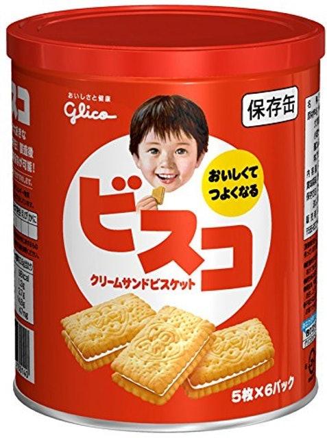 Glico格力高 乳酸菌餅乾 保存罐 1