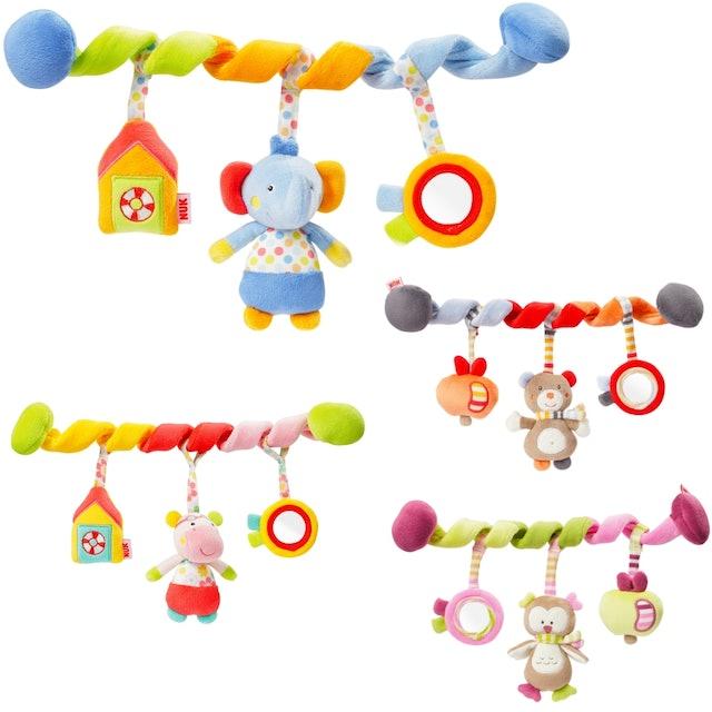 NUK 活動卷卷絨毛玩具 1