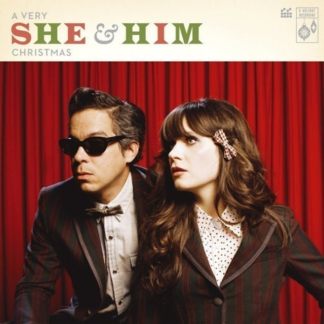 Merge Records She & Him/Baby, It's Cold Outside 1