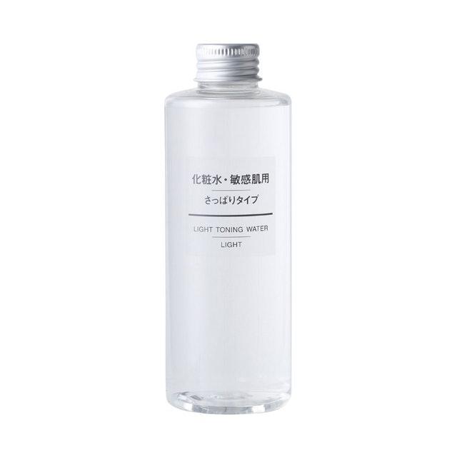 MUJI無印良品 敏感肌化妝水 清爽型 1