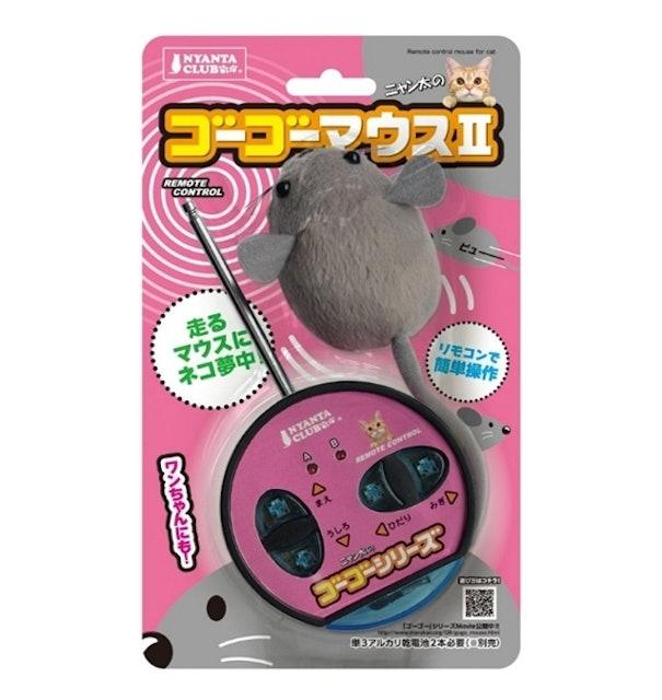 Marukan 遙控電動逗貓玩具 1
