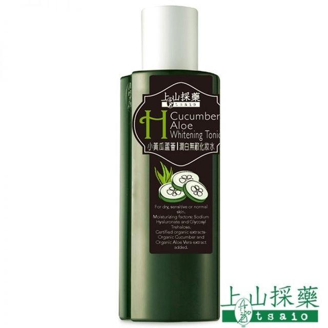 上山採藥 小黃瓜蘆薈潤白無敵化妝水 1
