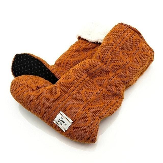 SHF 室內長筒可折保暖靴 1