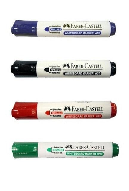Faber-Castell輝柏  粉狀配方白板筆 1