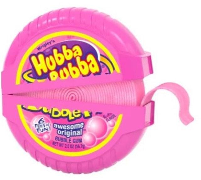 HUBBA BUBBA  泡泡糖膠帶系列 1