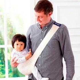 推薦十大夏天用嬰兒揹帶/揹巾人氣排行榜【2020年最新版】 4