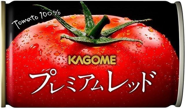 KAGOME Premium Red 茄紅素加量番茄50%使用 160gx30入 1