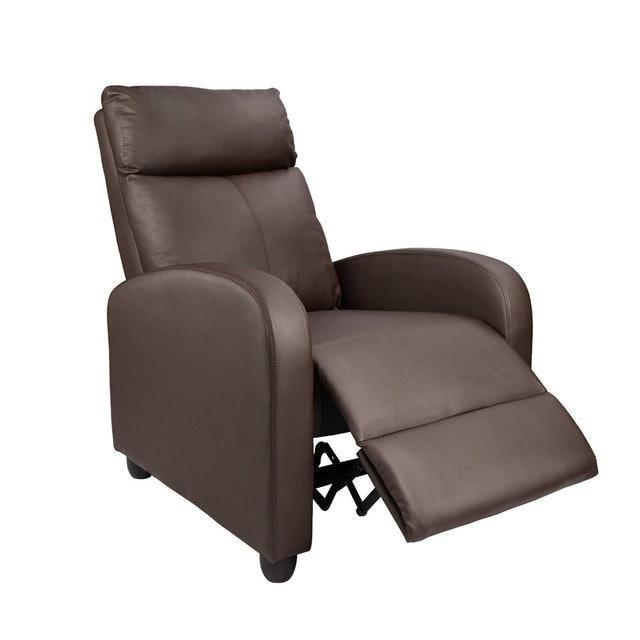 JUSTBUY 巴斯克可調式單人沙發躺椅 1