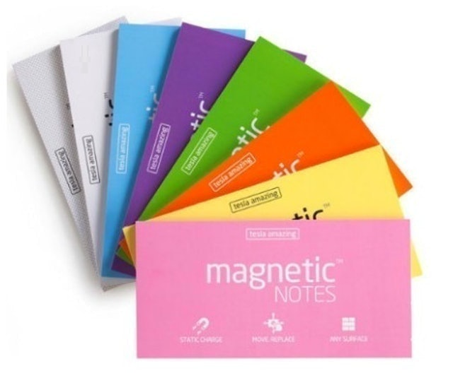 Magnetic Notes 靜電 磁力 便利貼 1